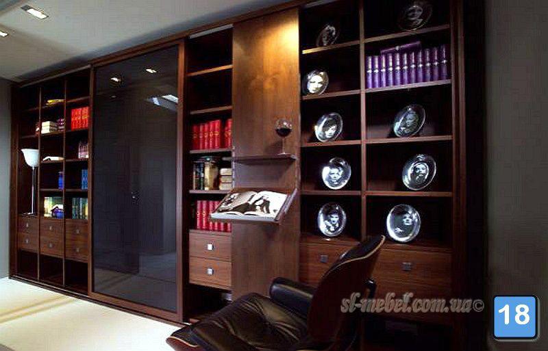 Мебель для кабинета и офиса.